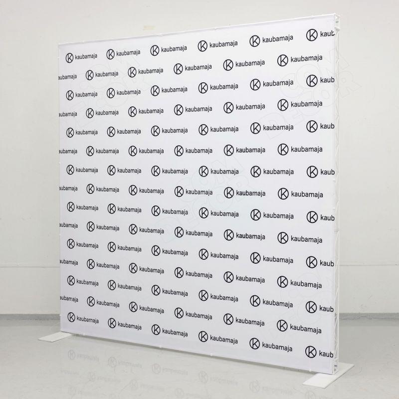 Fotobakgrund / truss backdrop / bildvägg