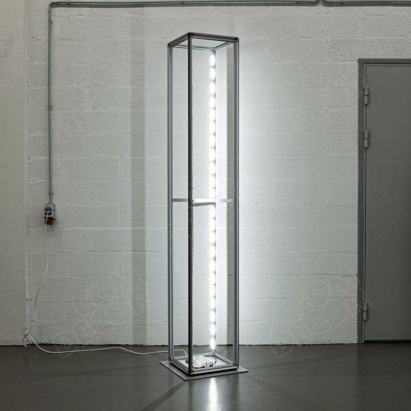 Ljusreklam / t-flex ljuspelare system