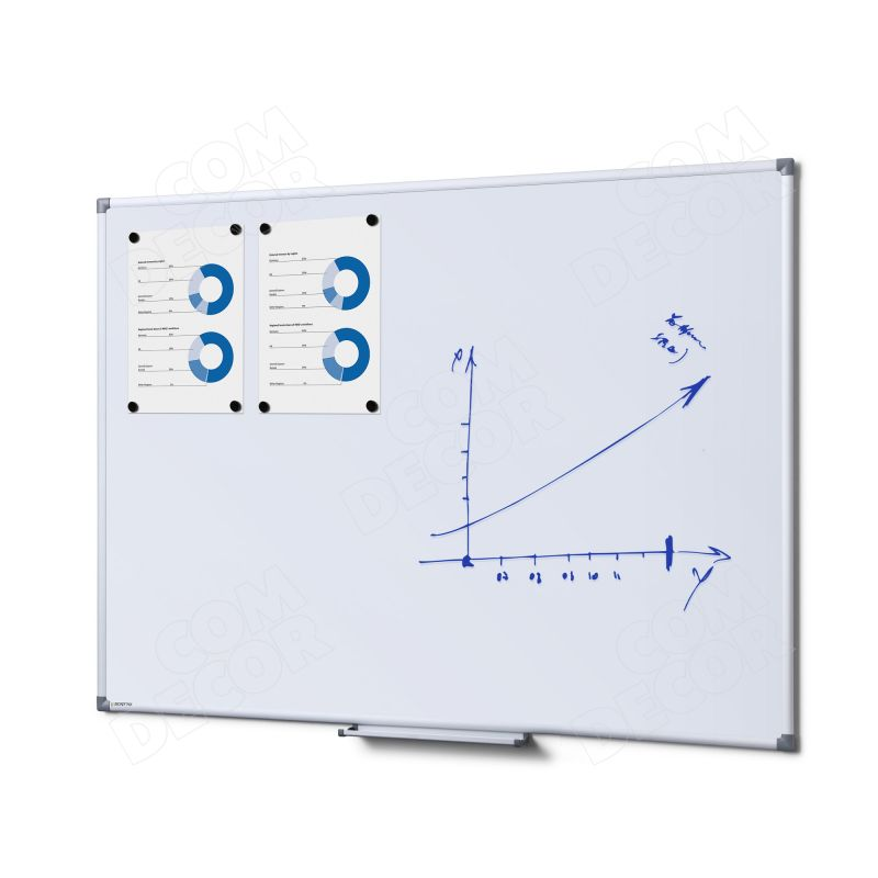 Whiteboard / whiteboardtavla - tavla 120x90cm