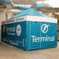 Pop Up Tent Octa-Titan