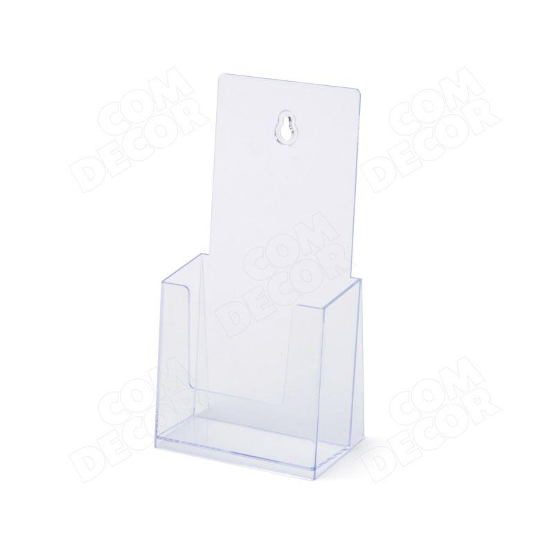 Brochure holder for table