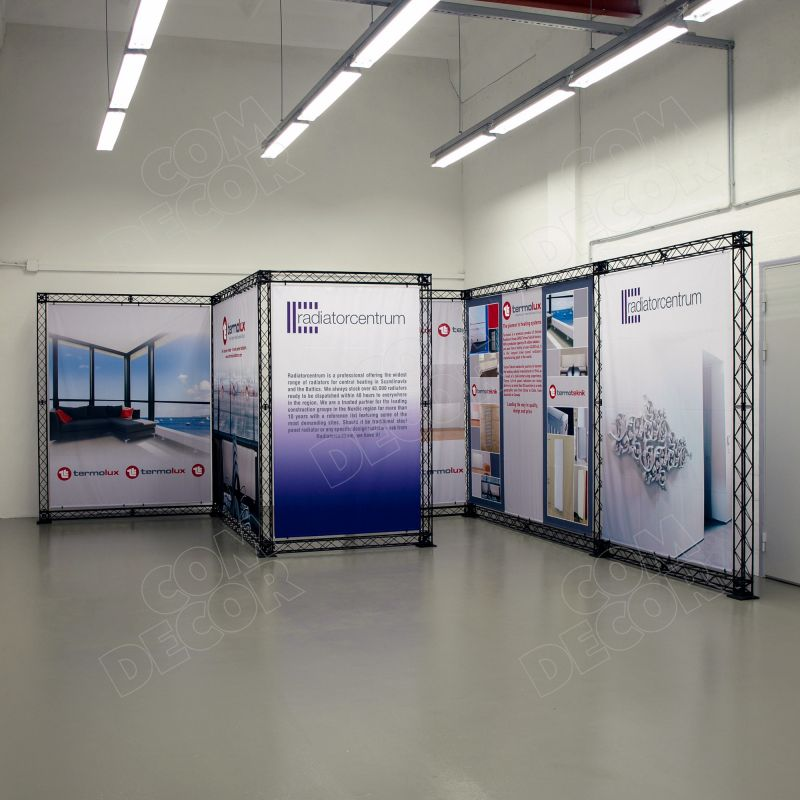 Exhibition stands / advertising stands