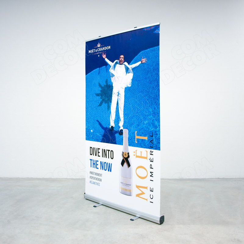 Rollup banner 120cm
