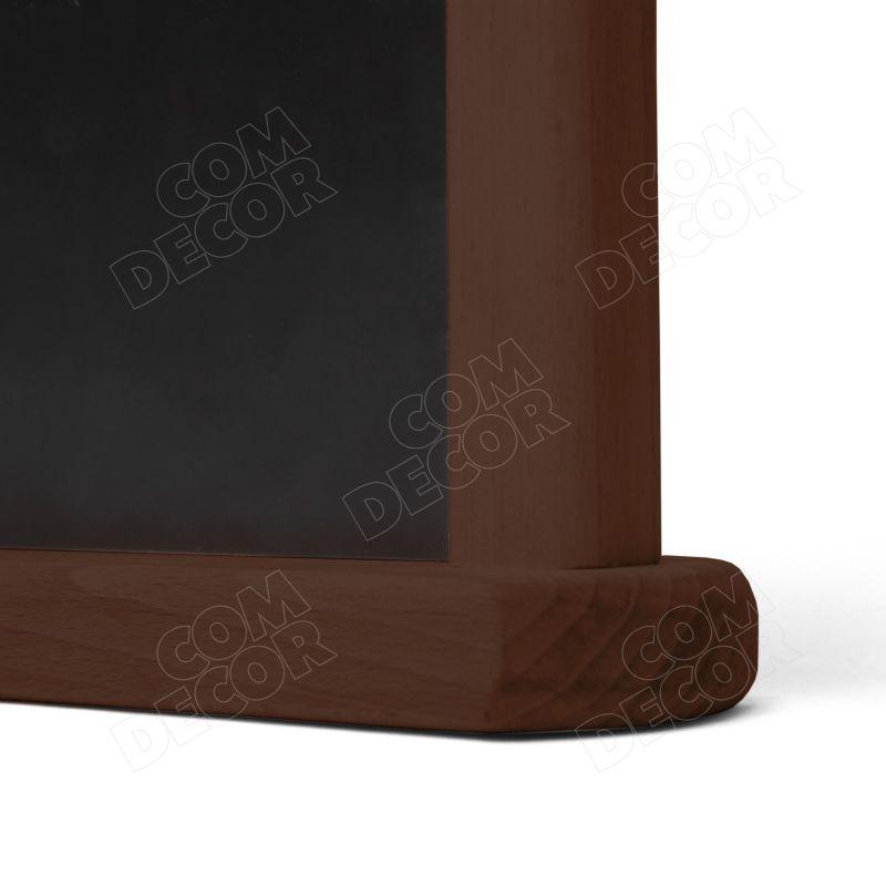 Table talker / menu board for table
