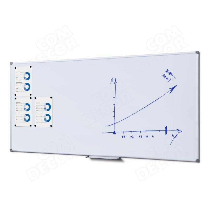 Whiteboard / magnetic board 180x90cm